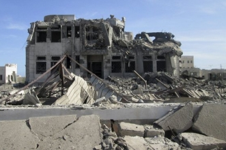The international development committee called the UK government's assessment of Saudi airstrikes 'deeply disappointing'. Photograph: Stringer/Reuters