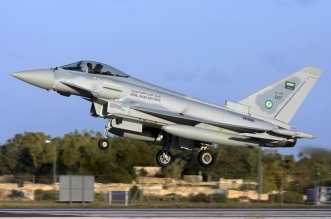 Saudi air force Typhoon (wikimedia)_1