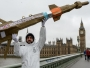 Activists bring case at appeal court over UK arms sales to Saudis